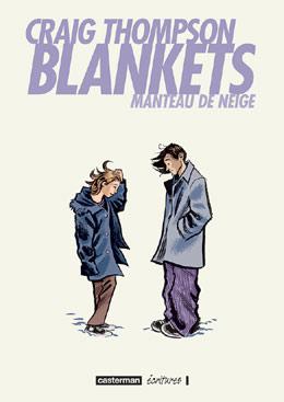 Blankets - Manteau de neige